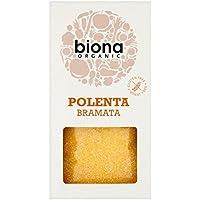 Biona Polenta Orgánica Bramata 500g (Paquete de 2)