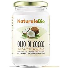 Olio di Cocco Biologico Extra Vergine 500
