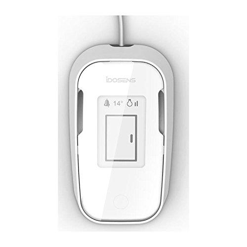 idosens–Alarm angeschlossen kabellos langer Abstand Eindringen, Temperatur, Helligkeit:...