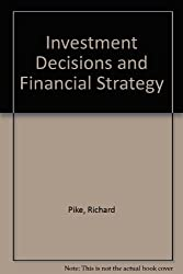 Investment Decisions and Financial Strategy