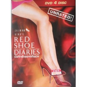Red Shoe Diaries -David Duchovny (Zalman King) 4 Disc Special (1992) [DVD] [2011]