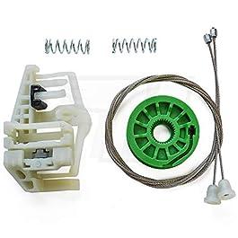 1 kit di riparazione per alzacristalli posteriori, destro, mod. 51357140589
