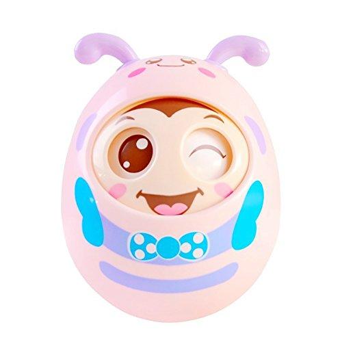 Newin Star roly poly tumbler Baby Toy neonato massaggiagengive giocattoli con campana Annuendo bambola giocattoli educativi novità
