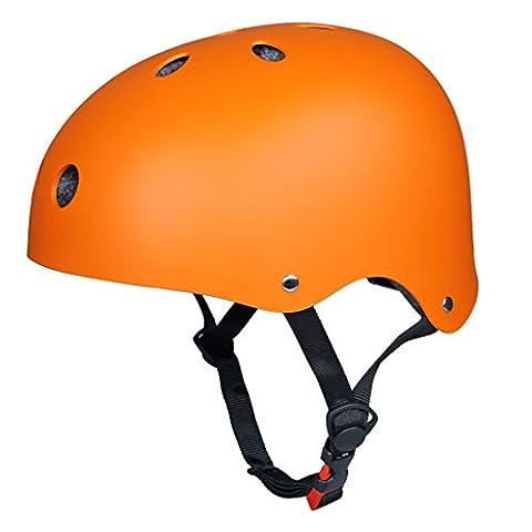 SymbolLife BMX/ Skate / Scooter Helmet Ultimate Cycle / Bike / Skate Helmet, For Head
