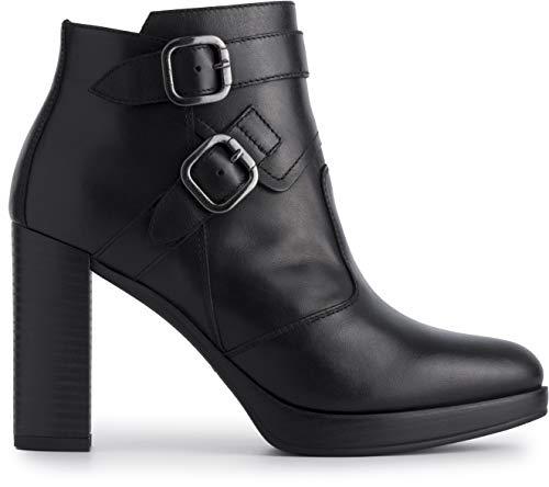 Nero Giardini 8722 - Botines Mujer Negro Talla 35