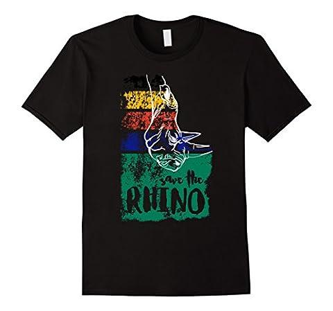 Rhinoceros Unicornis Funny Rhino Shirts - T-Shirt - Mixte - - XL