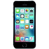 Apple iPhone SE Smartphone débloqué 4G (Ecran : 4 pouces - 64 Go - Simple Nano SIM - iOS) Gris Sidéral