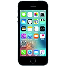Apple iPhone SE - Smartphone de 4'' (Chip A9, cámara de 12 MP, 16 GB), color negro