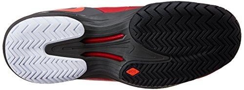 Nike Lunar Ballistec, Chaussures de running homme Rosso (Red)