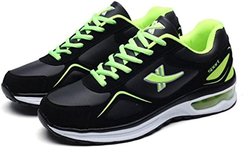 CAI Artificial PU/Gamuza de los Hombres nuevos Zapatos atléticos de Otoño/Invierno Zapatos Ocasionales de Cuero  -