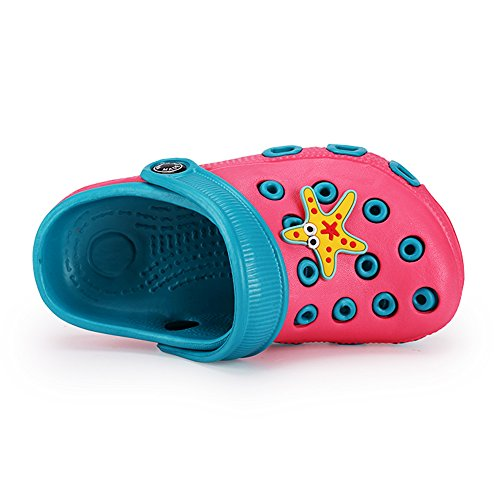 Bild von SITAILE Kinderschuhe Jungen Mädchen Sandalen Sportschuhe Sommer Schuhe Outdoor Clogs Pantoletten Gartenschuhe