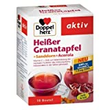 Doppelherz Heisser Granatapfel+sanddorn+acerola 10 stk
