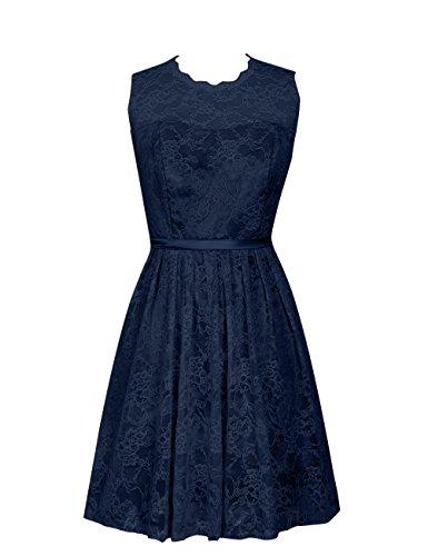 Dresstells Mädchen Abschlussballkleid Homecoming Kleider Cocktail Dress Mintgrün