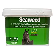 Natural Animal Feeds Naf Seaweed 2kg - Clear, 2Kg