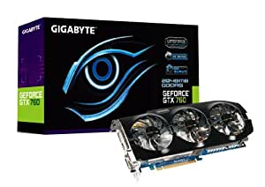 Gigabyte Nvidia GTX 760 2GB PCI-E Graphics Card