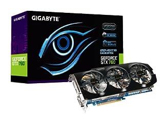 Gigabyte GV-N760OC-2GD Carte graphique Nvidia GeForce GTX 760 800 MHz 2048 Mo (B00DJMGWZ8) | Amazon price tracker / tracking, Amazon price history charts, Amazon price watches, Amazon price drop alerts