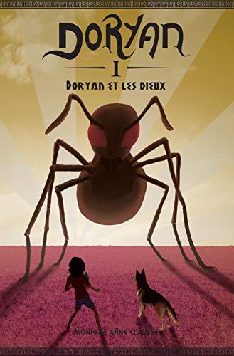 Couverture du livre DORYAN: Doryan et les dieux