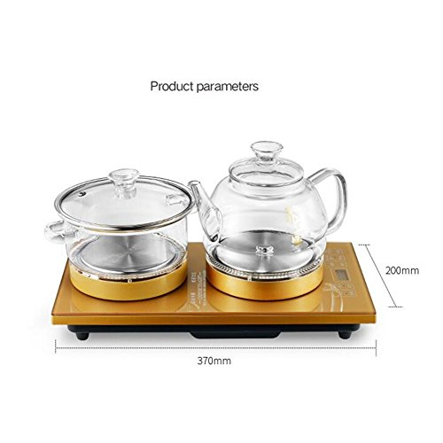 BCQ Fully Automatic Sheung Shui Electric Kettle Bottom Sheung Shui Electromagnetic Teapot Automatically Add Water Tea Set Electric Kettles