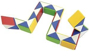 EDUPLAY 120017-Puzzle de Madera, 40cm, diseño de Piel de Serpiente