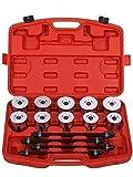 Schachtel extractor silentblock ringe werkzeuge für montage und demontage des lager 24pcs