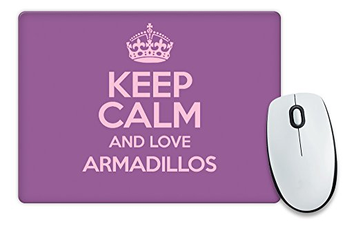 colore-viola-motivo-keep-calm-and-love-armadilli-colore-1954-tappetino-per-mouse