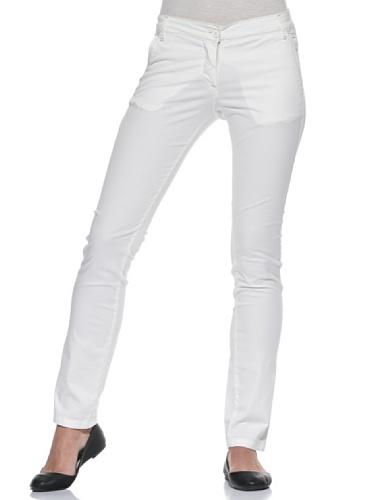 Timberland-Pantaloni chino da donna White - CREMFARBE (EU)