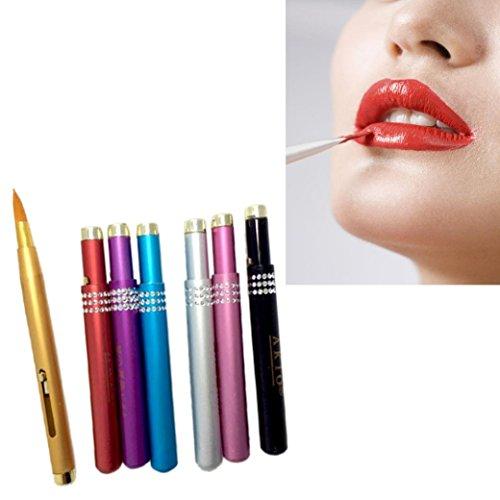 Internet Einziehbar Lippenpinsel Lidschattenpinsel Concealer Pinsel (1Pcs)