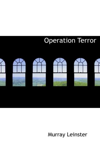 Operation Terror (Large Print Edition)