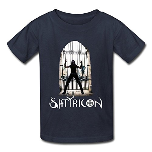 Goldfish Youth Funny Sayings Casual Satyricon T-Shirt Large