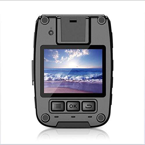 DX.JLY Polizeikörper-Kamera 1080P HD mit Nachtsicht für Strafverfolgungs-Videorecorder, Bewegungserkennung, Mit Warnlicht, Kennwortschutz und Videoschleifenabdeckung - Polizei-videorecorder