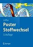 Poster Stoffwechsel (Springer-Lehrbuch) - Georg Löffler