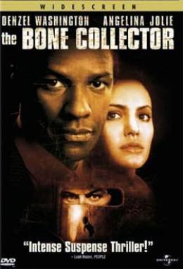 The Bone Collector - Kemik Koleksiyoncusu by Queen Latifah (Dvd Latifah Queen)