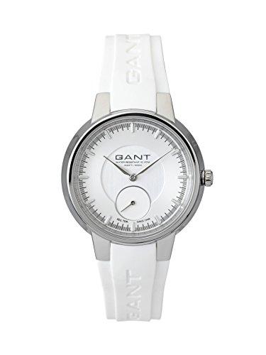 GANT W70491 - Orologio da polso donna, plastica, colore: bianco