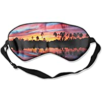 Trees Reflection With Colorful Twilight 99% Eyeshade Blinders Sleeping Eye Patch Eye Mask Blindfold For Travel... preisvergleich bei billige-tabletten.eu