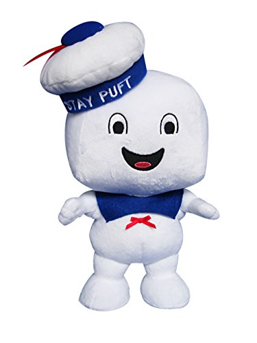 Ghostbusters GB03698  - Medio Peluche Musicale Stay Puft Happy