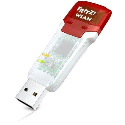 AVM FRITZ!WLAN Stick AC 860 (866 MBit/s (5 GHz), 300 MBit/s, WLAN N, 2,4 GHz, WPA2) deutschsprachige Version