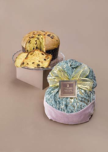 Panettone con crema di pistacchio bernardi 1 kg