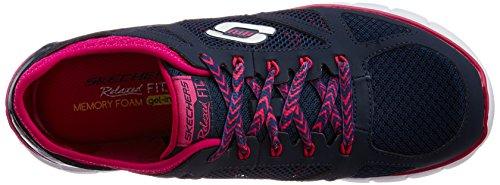 Skechers - Skech-flexroyal Forward, Sneaker Donna Blu (Blau (NVPK))