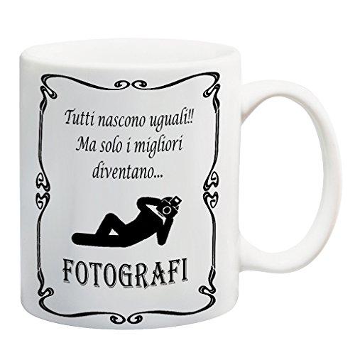 Image tazza mug solo i migliori diventano fotografi - divertente
