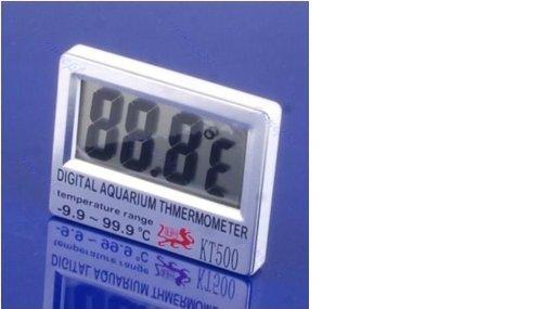 iXium® Digital LCD Fish Tank Wireless Sensor Out Aquarium Thermometer Tempreature Water Marine iX-KT-500 1