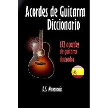 Acordes de Guitarra (Diccionario) (Italian Edition)