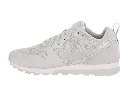 Nike Veste en polaire pour homme Track Wolf Grey/Pure Platinum/White