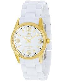 Reloj Marea Mujer B32061/1 Blanco y Dorado