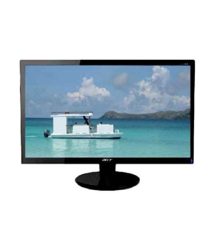Acer P166hql 15.6-inch Led Monitor (black)