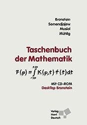 Taschenbuch der Mathematik mit CD-ROM