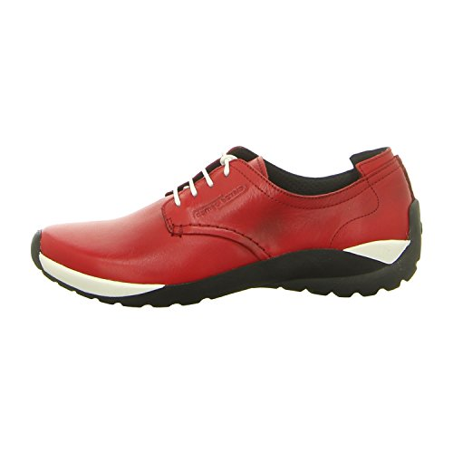 camel active Damen Moonlight 72 Derby Rot