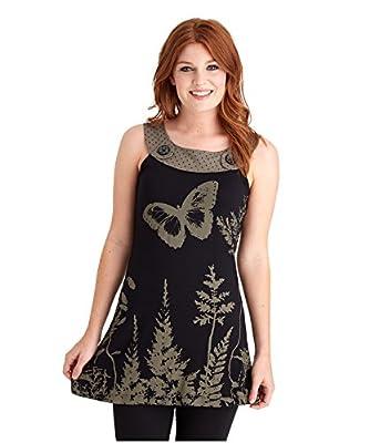 Joe Browns Women's Sleeveless Butterfly Tunic