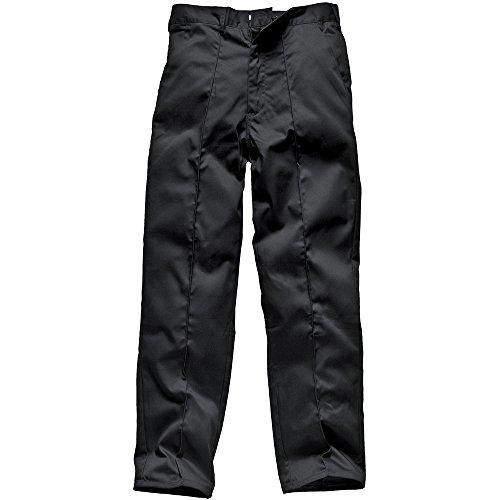 Dickies Bundhose Redhawk, Größe 52, schwarz, 1 Stück, WD864R BK 36R (Hose Dickie Uniform)