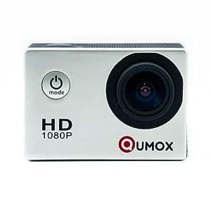 QUMOX @ SJ4000 Silber Action Sport Kamera Cam Full HD Video 1080p 720p