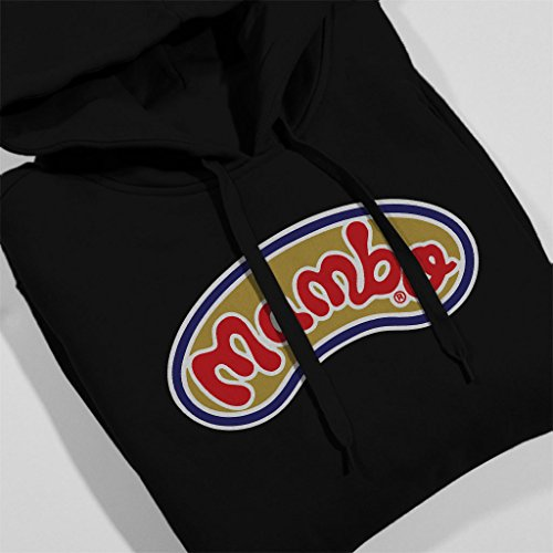 Mambo Sausage Women's Hooded Sweatshirt Black